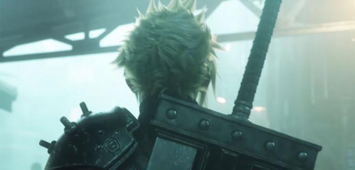 Новый геймплейный ролик Final Fantasy VII Remake !!!